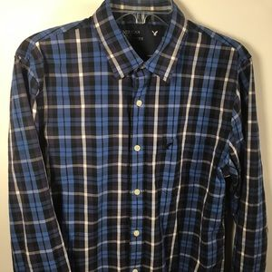 American Eagle Outfitters vintage fit button up